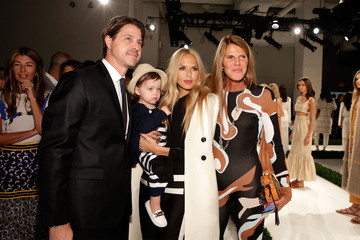 Kaius Jagger Berman Rachel Zoe - Presentation - Spring 2016 New York Fashion Week: The Shows