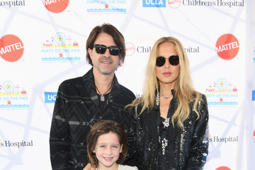 Kaius Jagger Berman UCLA Mattel Children's Hospital's 19th Annual 'Party on the Pier'