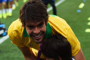 Kaka Brazil v Croatia: Group A