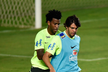 Kaka Team Brazil - Practice Session