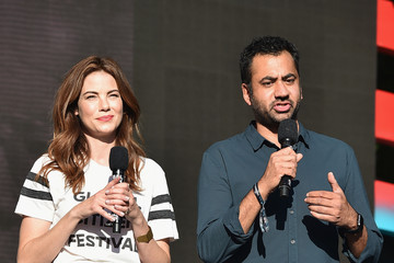 Kal Penn 2017 Global Citizen Festival in Central Park to End Extreme Poverty by 2030 - Show