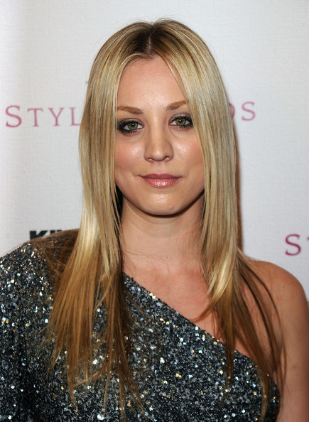Kaley Cuoco Cut Hair Styles Picture