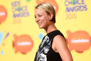 Kaley Cuoco-Sweeting Nickelodeon's 28th Annual Kids' Choice Awards - Arrivals
