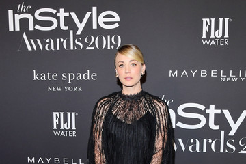 Kaley Cuoco FIJI Water At The Fifth Annual InStyle Awards