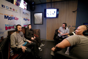 Kalin White The Morning Mash Up Broadcast
