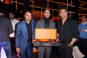 Kamal Hotchandani Haute Living And Zenith Celebrate Swizz Beats