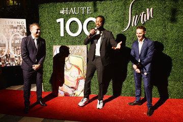 Kamal Hotchandani Haute Living's Haute 100 10th Anniversay Party At Swan Miami