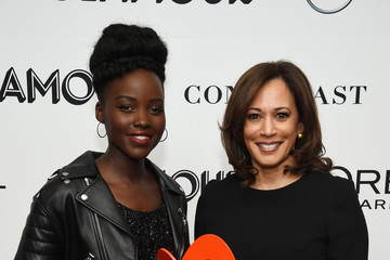 Kamala Harris 2018 Glamour Women Of The Year Awards: Women Rise - Backstage