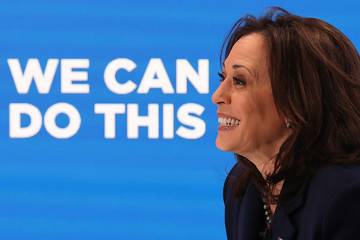 Kamala Harris European Best Pictures Of The Day - April 02
