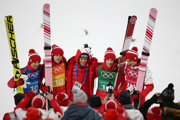 Kamil Stoch Ski Jumping - Winter Olympics Day 10