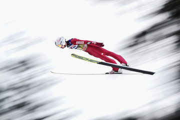 Kamil Stoch Four Hills Tournament - Innsbruck Day 1