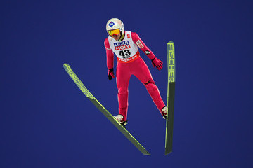 Kamil Stoch Ski Jumping: Men's HS100
