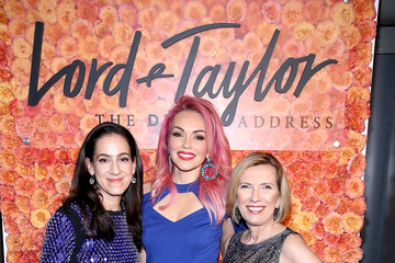 Kandee Johnson Lord & Taylor at Young Women's Honors