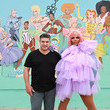"""Kandy Muse """"RuPaul's Drag Race"""" Themed Mural Unveiled In Los Angeles With Special Guests From Season 13"""