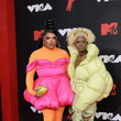 Kandy Muse 2021 MTV Video Music Awards - Arrivals