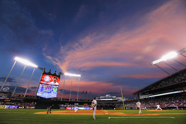 Minnesota Twins v Kansas City Royals