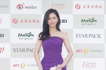 Kang Han-Na The 4th Gaon Chart K-POP Awards