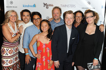 Kanoa Goo Twinsters Los Angeles Premiere Hosted by the Kindred Foundation for Adoption