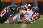 Julius Peppers Tyler Palko Photos Photo
