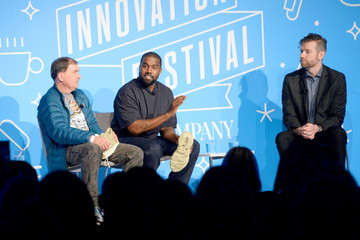 Kanye West Fast Company Innovation Festival - Day 3