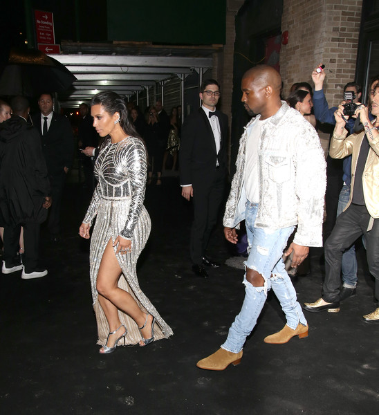 'Manus x Machina: Fashion in an Age of Technology' Costume Institute Gala - After Parties