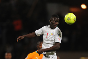 Kara Mbodji Senegal v Ivory Coast - FIFA 2014 World Cup Qualifier: Play-off Second Leg