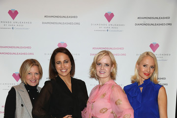 Kara Ross Diamonds Unleashed by Kara Ross Launch Party Hosted by Kara Ross, Anne Fuhlenwider, and Marie Claire Magazine