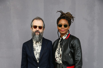 Kara Walker Gucci - Front Row - Milan Fashion Week  FW16