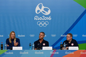 Karch Kiraly Olympics - Previews - Day -4