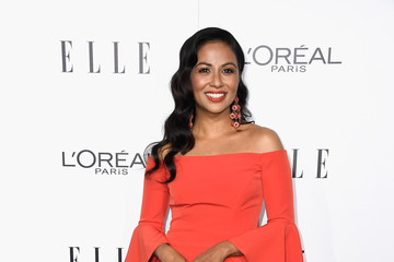 Karen David 23rd Annual ELLE Women In Hollywood Awards - Arrivals
