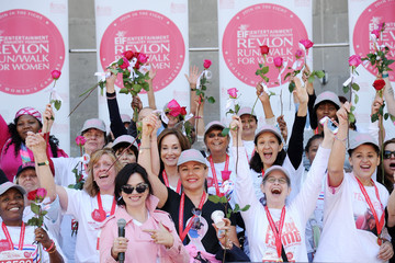 Karen Duffy 17th Annual EIF Revlon Run Walk For Women