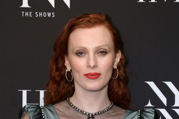 Karen Elson IMG And Harlem Fashion Row Host Next Of Kin: An Evening Honoring Ruth E. Carter - Arrivals