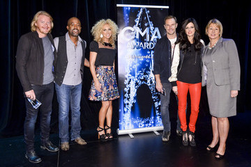 Karen Fairchild Phillip Sweet CMA Awards Nominees Announcement