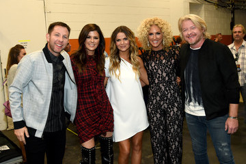 Karen Fairchild Phillip Sweet 2017 iHeartCountry Festival, a Music Experience by AT&T - Backstage