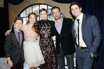 "Karen Gillan Screening Of Relativity Media's ""Oculus"" - Pre-Reception"