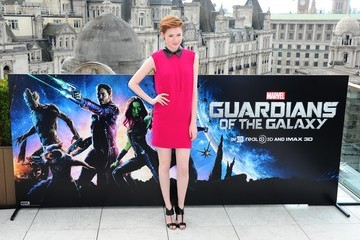 Karen Gillan 'Guardians of the Galaxy' Photo Call in London