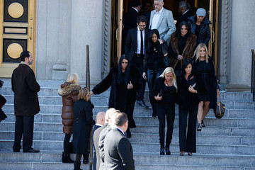 Karen Gravano Memorial Service Held For Angela 'Big Ang' Raiola - Funeral