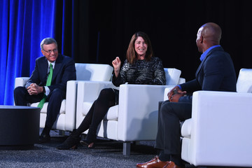 Karen Katz Al Kelly Speaks at the National Retail Federation's Big Show on January 16, 2018 in New York City