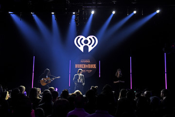 Karen O iHeartMedia And Alt 98.7 Host iHeartRadio Women Who Rock Presented By The Amazon Original Series 'HANNA' In Celebration Of International Women's Day