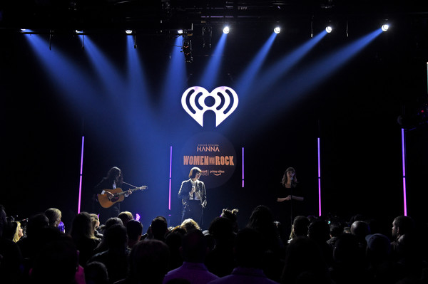 iHeartMedia And Alt 98.7 Host iHeartRadio Women Who Rock Presented By The Amazon Original Series 'HANNA' In Celebration Of International Women's Day