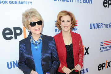 Karen Sharpe 'Under the Gun' LA Premiere Featuring Katie Couric & Stephanie Soechtig