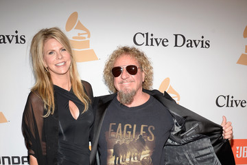 Kari Karte-Hagar 2016 Pre-GRAMMY Gala And Salute to Industry Icons Honoring Irving Azoff - Arrivals