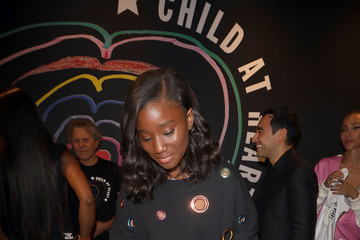 Karidja Toure Diesel Partners With Supermodel Naomi Campbell And Her Charity Fashion For Relief To Create CHILD AT HEART
