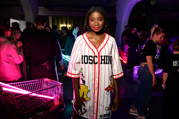 MOSCHINO [tv] H&M - Paris Launch Party