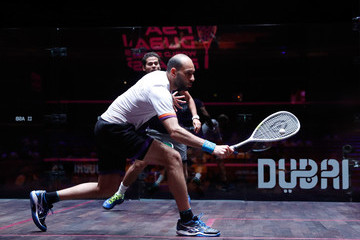 Karim Abdel Gawad PSA Dubai World Series Finals - Day 3