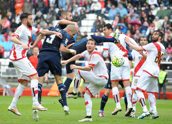 Rayo Vallecano v Real Madrid CF - La Liga []