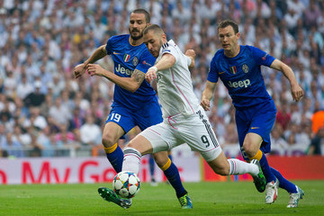 Karim Benzema Real Madrid CF v Juventus  - UEFA Champions League Semi Final