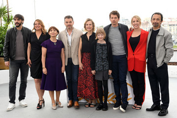 Karin Viard 'Little Tickles (Les Chatouilles)' Photocall - The 71st Annual Cannes Film Festival