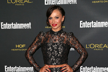 Karina Smirnoff Entertainment Weekly's Pre-Emmy Party