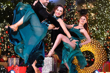 Karina Smirnoff ABC's 'Dancing with the Stars' Live Finale